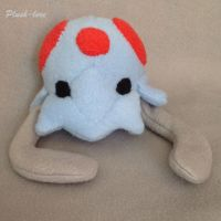 Tentacool Plush by Plush-Lore
