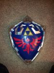 my Hylian Shield by Rora-at-Dawn