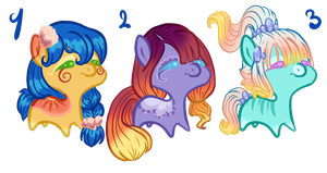 Adoptables CLOSED by Sarahostervig