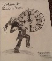 Join my black parade? by snowXD