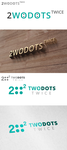 Two Dots Twice logo concept by Ashish92