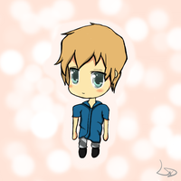 Timo Chibi by LawlzLinds