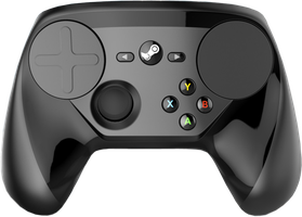 Steam Controller Render by youknowwho77