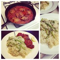 Italian Baked Chicken by Deathbypuddle