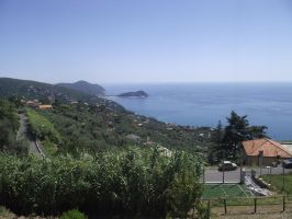 Italian Ocean View by Ungatt