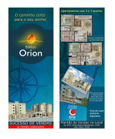 Flyer Orion by delagostini