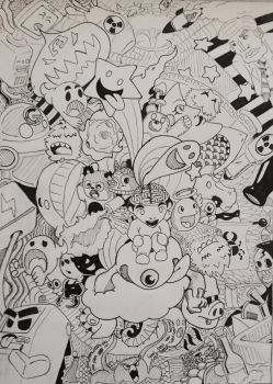 Doodle by aahan1997