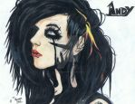 Andy Biersack-BVB by chinanagins