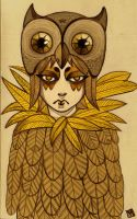 Owl kid by Tanami-M