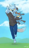 Let's go! by Siplick