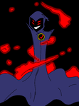Evil Raven by Kevin-Generic