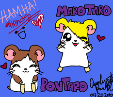 For MaroTaro. by ninja-x33