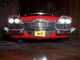 Just a 1958 Plymouth Fury scale replica by Starfox2o12