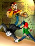 Gallows Humor cover contest 3 by Zurinsel13-celebrity