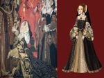 Katherine of Aragon and Blackfriars trial by Nurycat