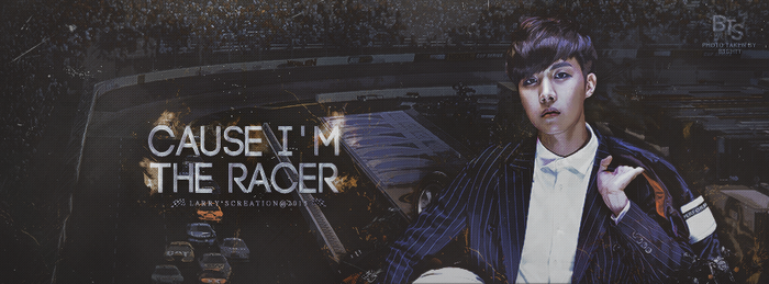 Cause I'm The Racer by Larry1042k1