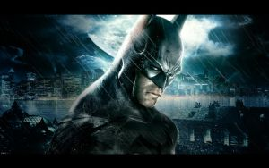 Batman:Arkham Asylum Wallpaper by igotgame1075