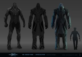 X-men Apocalypse - Movie: fan Character Concept by LucasParolin