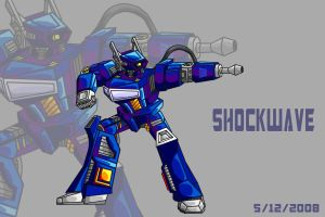 G1 Shockwave Wallpaper by AlmightyRayzilla