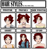 Hair style meme by Bitter-Cherry