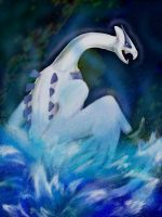 For Love of Lugia by DargonXKS