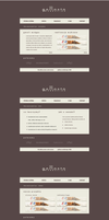 Gallanta Webdesign by Laserdance-CA