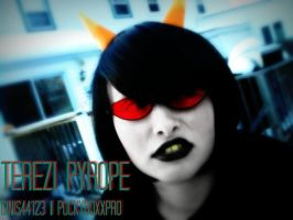 Terezi Pyrope by PockyBoxxProductions
