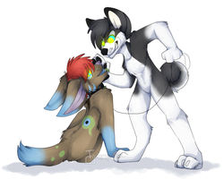 com// hypno for BluepatchTheDog by technpunk