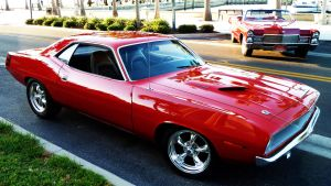 Candy 'Cuda by Gaara2112