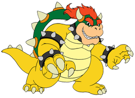 Bowser Koopa by FantasyFlixArt