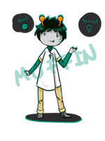 Fantroll Adoptable 2 ~CLOSED!! by ForeverMuffin