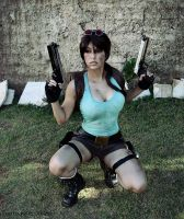 Lara Croft by Shermie-Cosplay