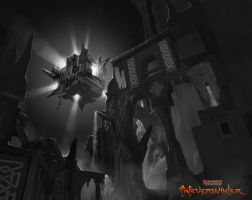 Neverwinter Concept: The Underdark by CarmenSinek