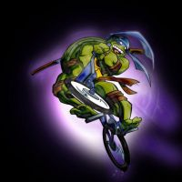 TMNT Donatello Extreme by 1234LERT7Nan2
