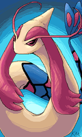 Milotic by Yushiko