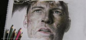 saM worthingtoN - terminatoR salvatioN WIP IIII by A-D-I--N-U-G-R-O-H-O