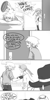 SoMa Week, day 1- Rommates by KeysaMoguri
