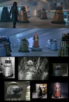 Doctor Who - Series 9 Dalek epicness !! by DoctorWhoOne
