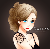 Commission-Dallas by Poichanchan