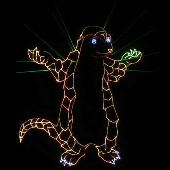 laser Pangolin (Gift For the company Pangolin) by Thisislaser