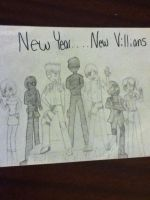 Resident Evil New Year by LeonKennedysAngel