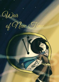 Page: cover (War of New Time) by animegirl5303