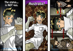 Dr.Horrible Bookmarks by Jagarnot