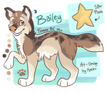 Bailey by twinelights