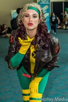 San Diego Comic-Con 2013 Rogue by CosplayMedia