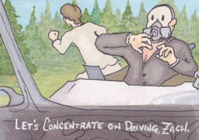 Driving Cont. by Flarbage