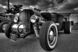Nice Rat Rod1 by jmotes