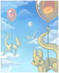 Balloons Theme by griffsnuff