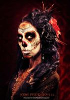 RETOUCH DAY OF THE DEAD 2 by JoseFerreira14