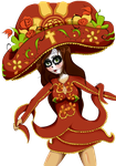 Day of the Dead by 898LeeLee898